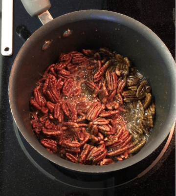 Candied Pecans 4