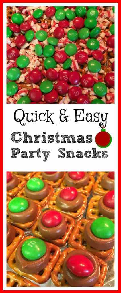 The Ultimate Quick and Easy Holiday Party Snacks