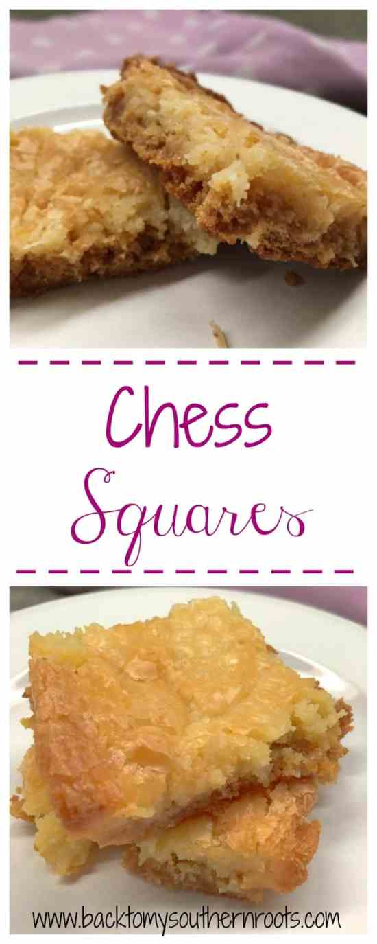 Southern Girl's Chess Squares - Back To My Southern Roots