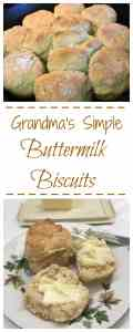 Making delicious melt-in-your-mouth biscuits don't have to be time-consuming or difficult. Click to find out how to make the best buttermilk biscuits around.
