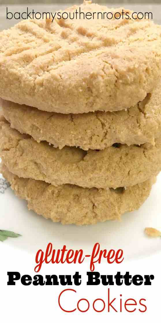 The Easiest and Tastiest Gluten-Free Peanut Butter Cookies Around