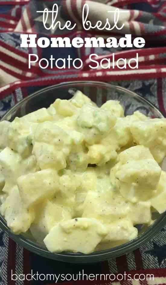 The Best Potato Salad Around