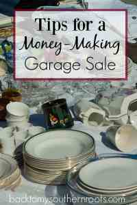 Garage sales are a great way to make some extra cash, and have some fun. You can make a few hundred dollars if you plan it out well, and follow some of these tips to have a successful sale. Don't miss out on these tips. Click on the link and start preparing to make money today.