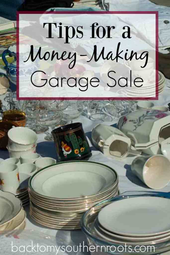 Garage sales are a great way to make some extra cash and have some fun. You can make a few hundred dollars if you plan it out well, and follow some of these tips to have a successful sale. Don't miss out on these tips. Click on the link and start preparing to make money today.