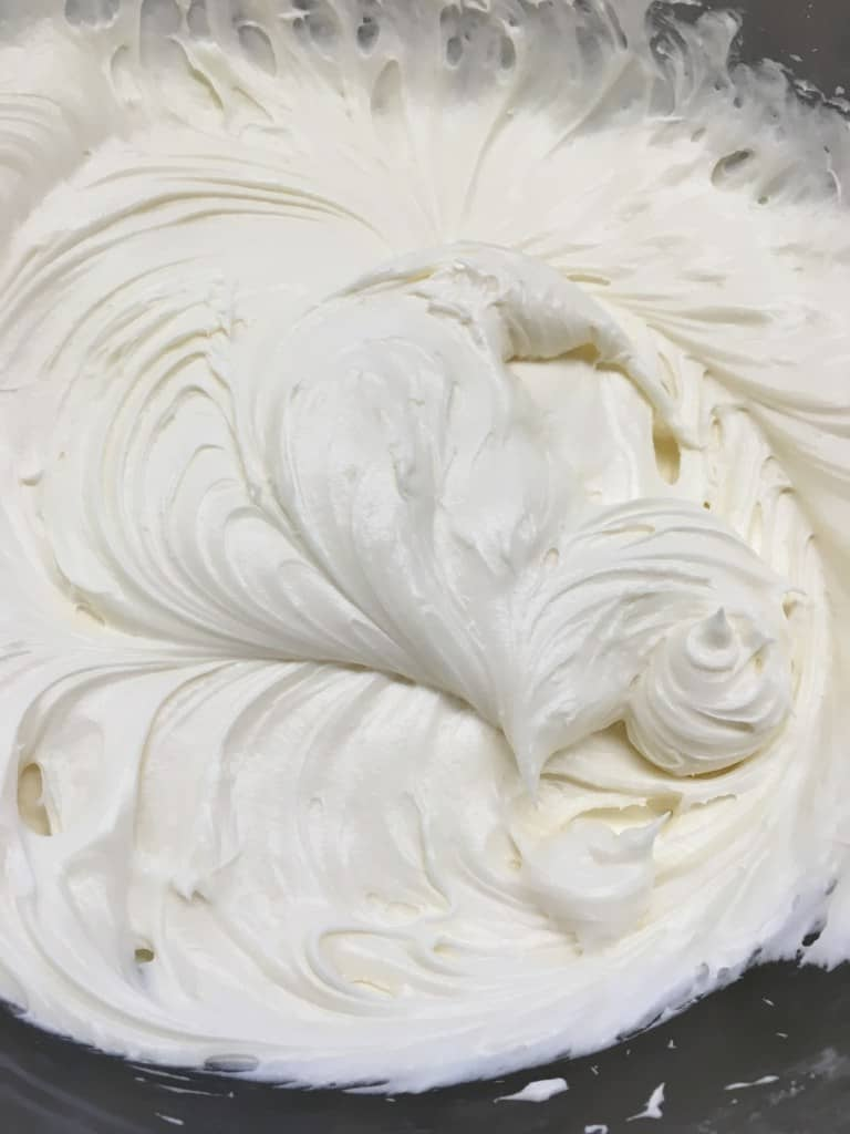 Insanely Delicious Cream Cheese Frosting