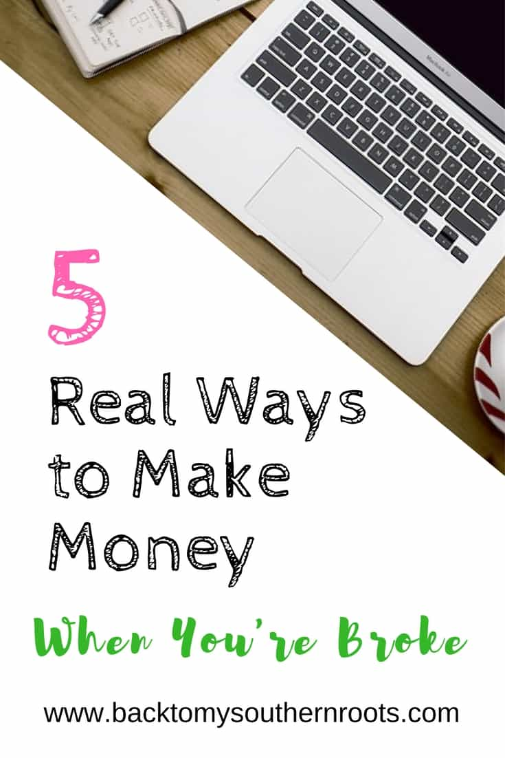 If you're looking for some ways to make a little extra money, check out the list of things that will help you get ahead.