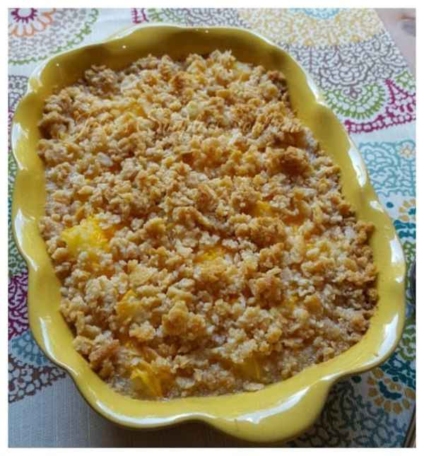 Pineapple Casserole - Julia's Simply Southern