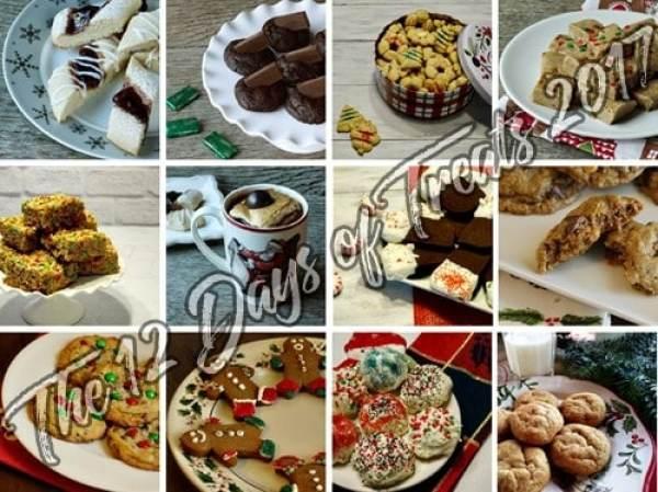 12 Days of Treats - Mrs. Kringle's Kitchen