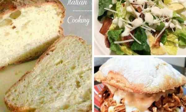 Foodie Friday Link Party #25