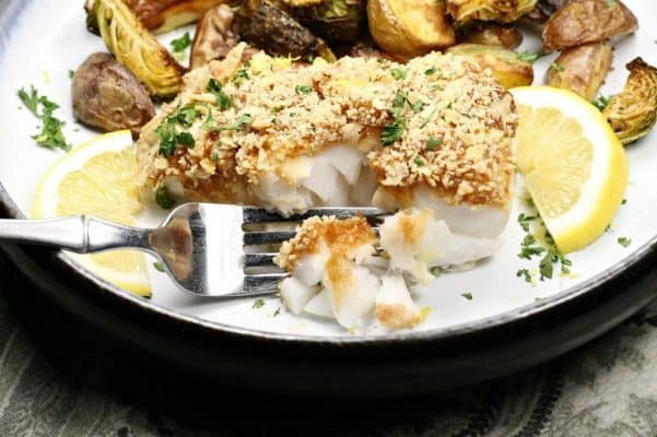 Tortilla Crusted Tilapia - Looney for Food