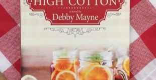 Homemade Hummus Recipe and the Novel High Cotton