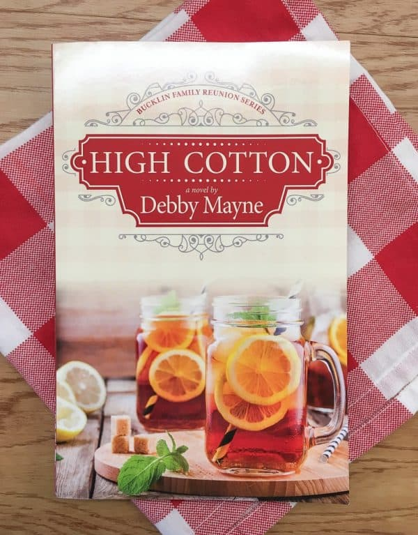 High Cotton is a great novel about family reunions and lots of fun and spunky southern folks.