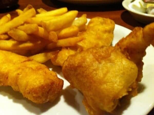 Fish and Chips - Marilyn's Treats
