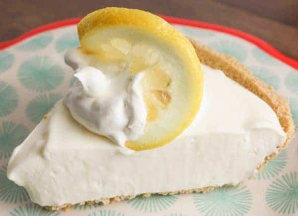 Lemon Cream Pie is a delicious dessert that is similar to lemon meringue pie.