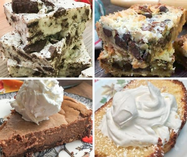 You are going to love all of these desserts made with sweetened condensed milk. This is a comprehensive list of bars, cookies, pies, and cakes.