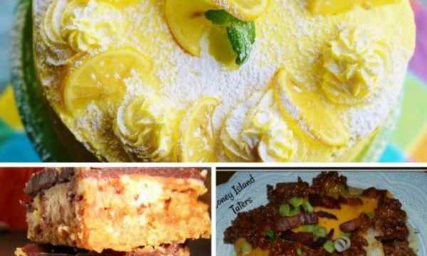 Foodie Friday Link Party #32