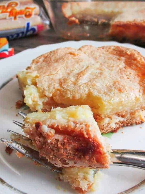 Chess squares without cake mix is a delicious dessert. The old fashioned chess squares are similar to Paula Deen Chess Squares and are great for any holiday including Christmas.