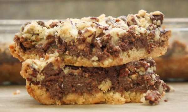 Sweetened Condensed Milk Chocolate Chip Bars