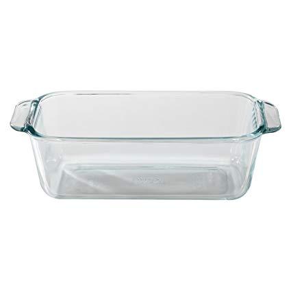 Pyrex Basics 1.5qt Loaf Dish