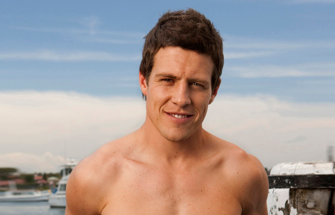 Steve Peacocke Left Home And Away At The Start Of Year His Final Scenes Ended In June