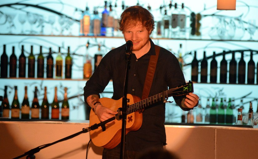 Ed Sheeran's performance in Home and Away widely praised