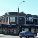 Annandale Hotel 17 Parramatta Road
