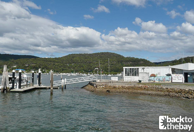 Doyles Point Wharf
