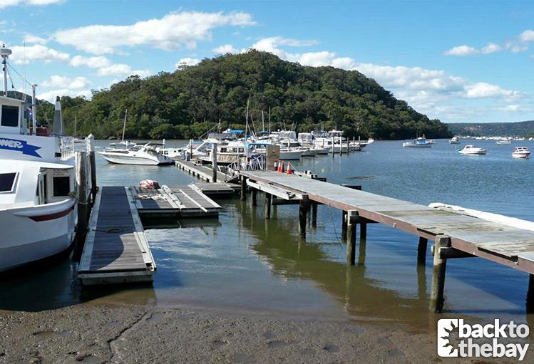 Jack's Boat Wharf