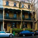 Victoria Court Hotel Potts Point Sydney
