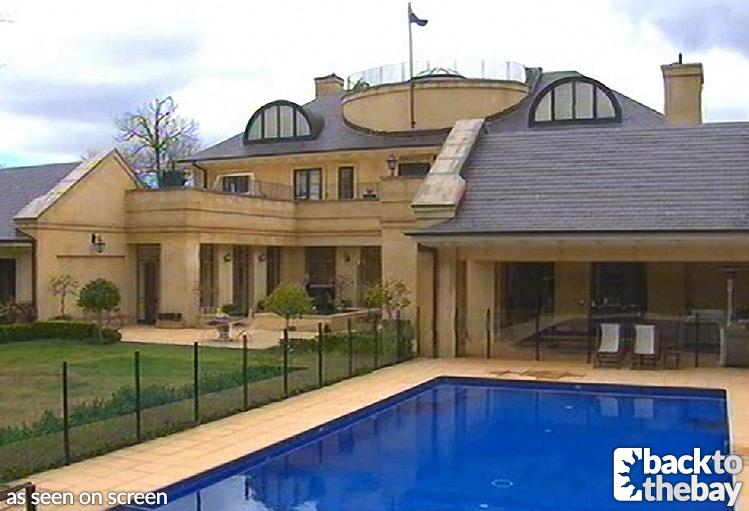 Osbourne's Mansion