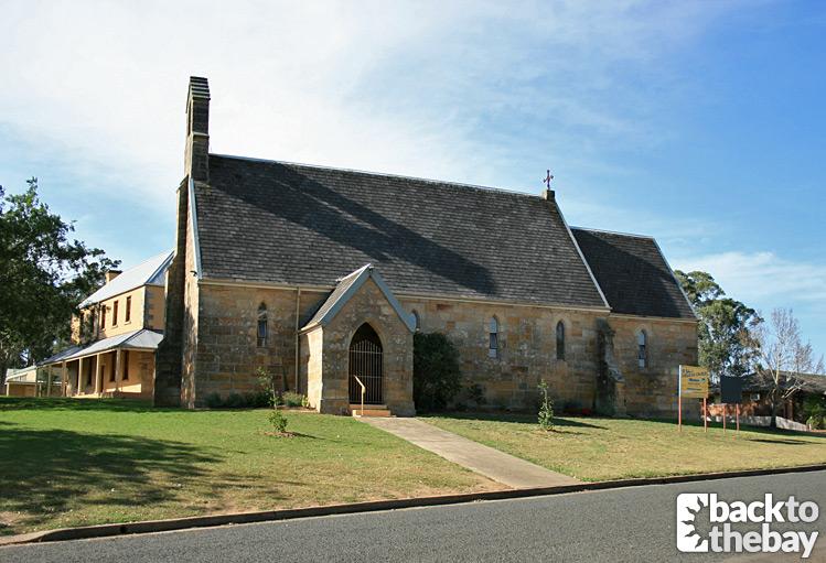 St James' Church 2006-2009