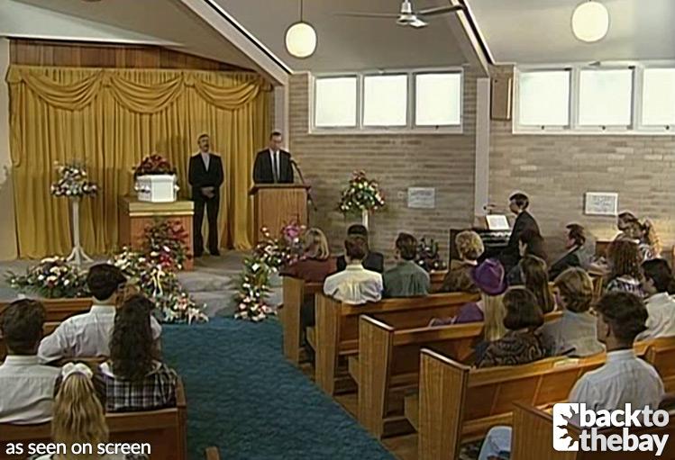 Meg Bowman's Funeral