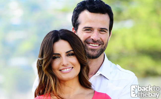 Ada Nicodemou and Charlie Clausen as Leah Patterson and Zac MacGuire