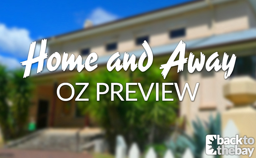 Oz Preview – The Trial