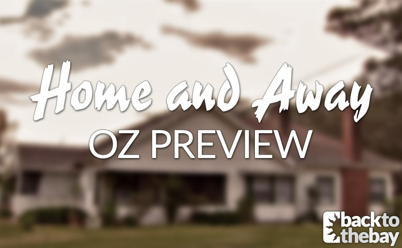 Oz Previews – Facing the Past & Another Farewell