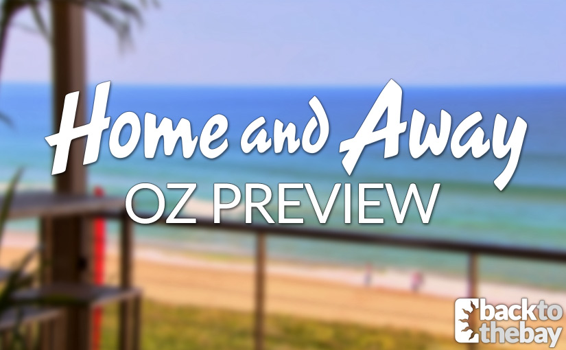 Oz Picture Preview – Ty's Mum arrives in Summer Bay
