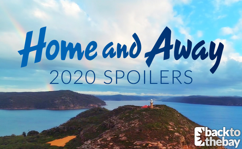 Home and Away releases second trailer for 2020 season