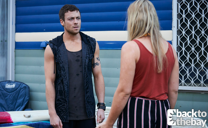 UK Home and Away Spoilers – Dean falls apart as Ziggy leaves Summer Bay