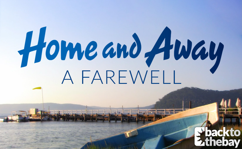 Home and Away says goodbye to Robbo in emotional funeral