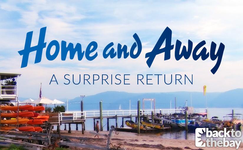 Home and Away Spoiler – Angelo Rosetta returns to Summer Bay