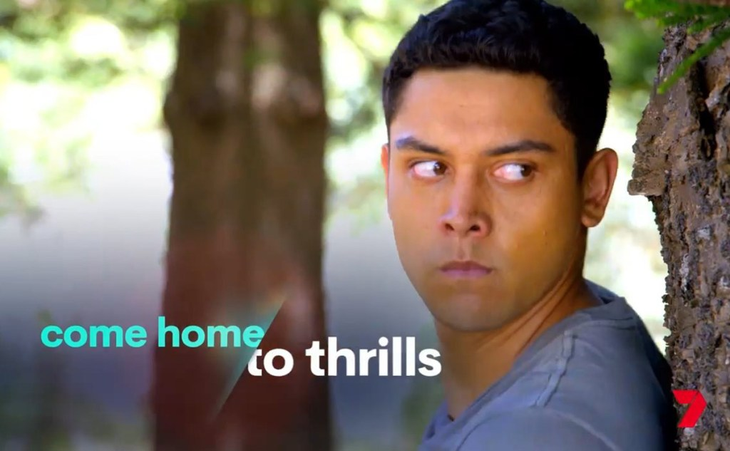 Is it Nikau who has kidnapped Grace? 'Come home to thrills'