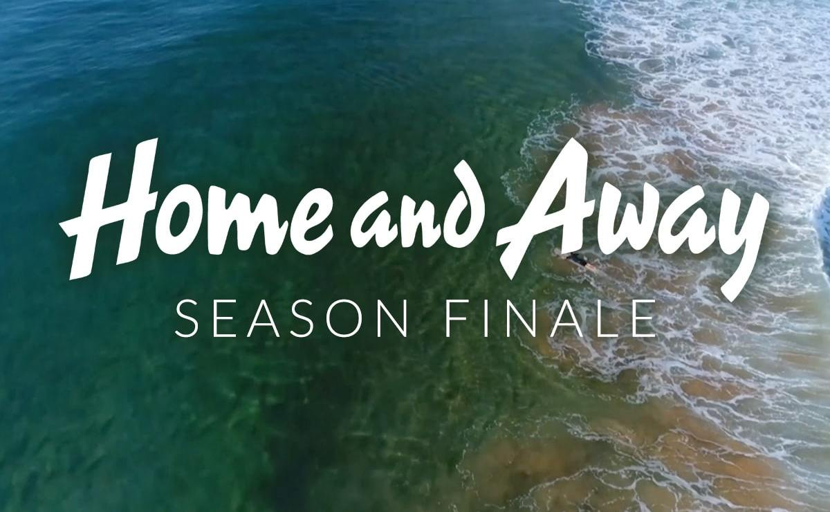 Home and Away Season Finale Spoilers – Colby is cornered, as the police raid the garage