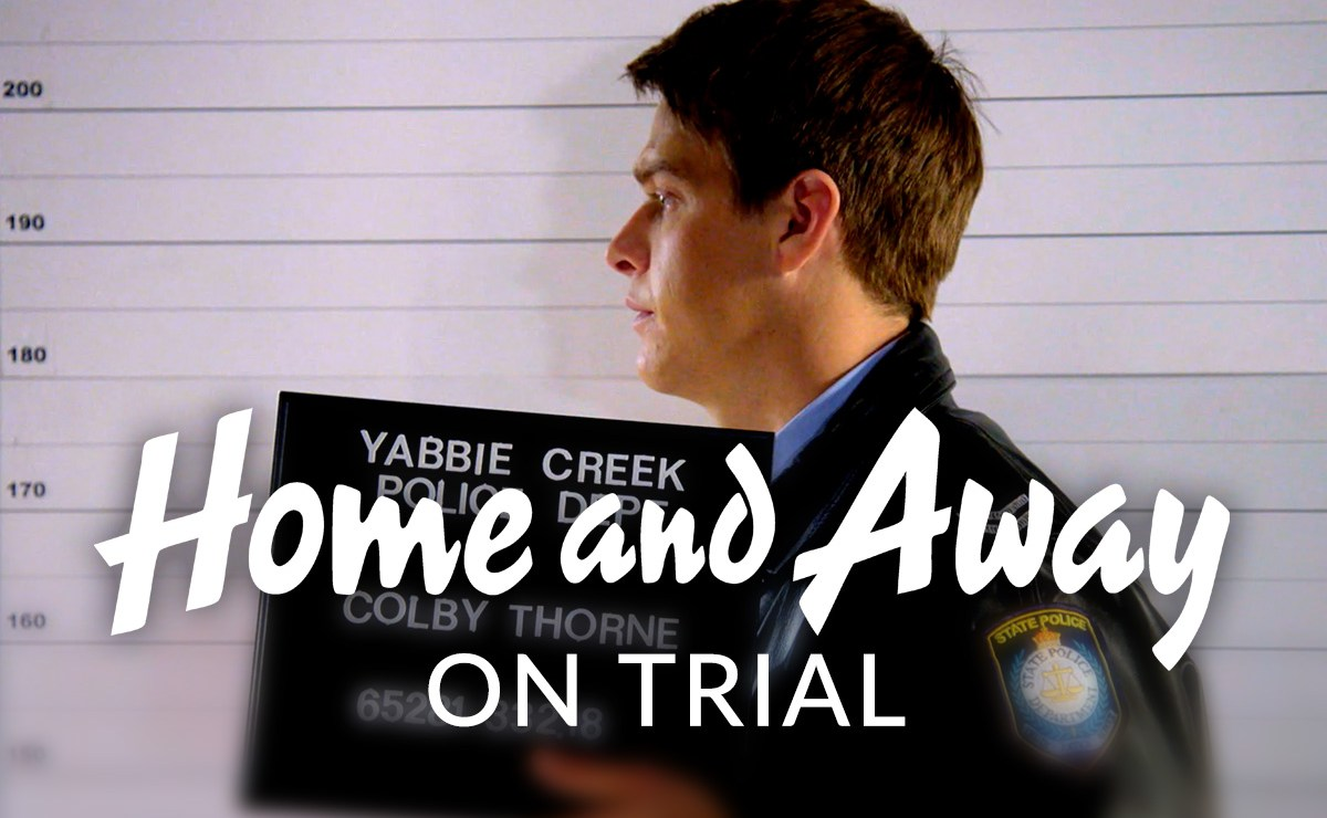 Home and Away Spoilers – Jasmine bails Colby out as he faces trial