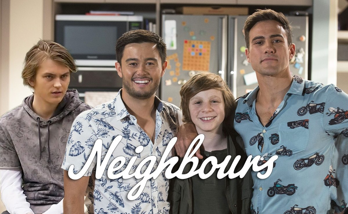 Neighbours Spoilers – Brent and Emmett return to Erinsborough