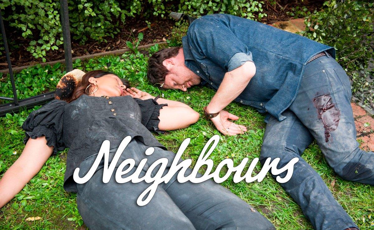 Neighbours Spoilers –Gunshots on Ramsay Street as Shane is shot
