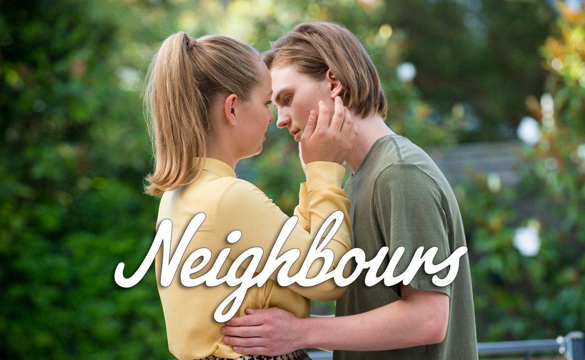Neighbours Spoilers – Harlow plants a kiss on Brent!