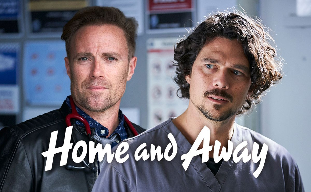 Home and Away Spoilers – Christian and Lewis's clash leaves a life on the line