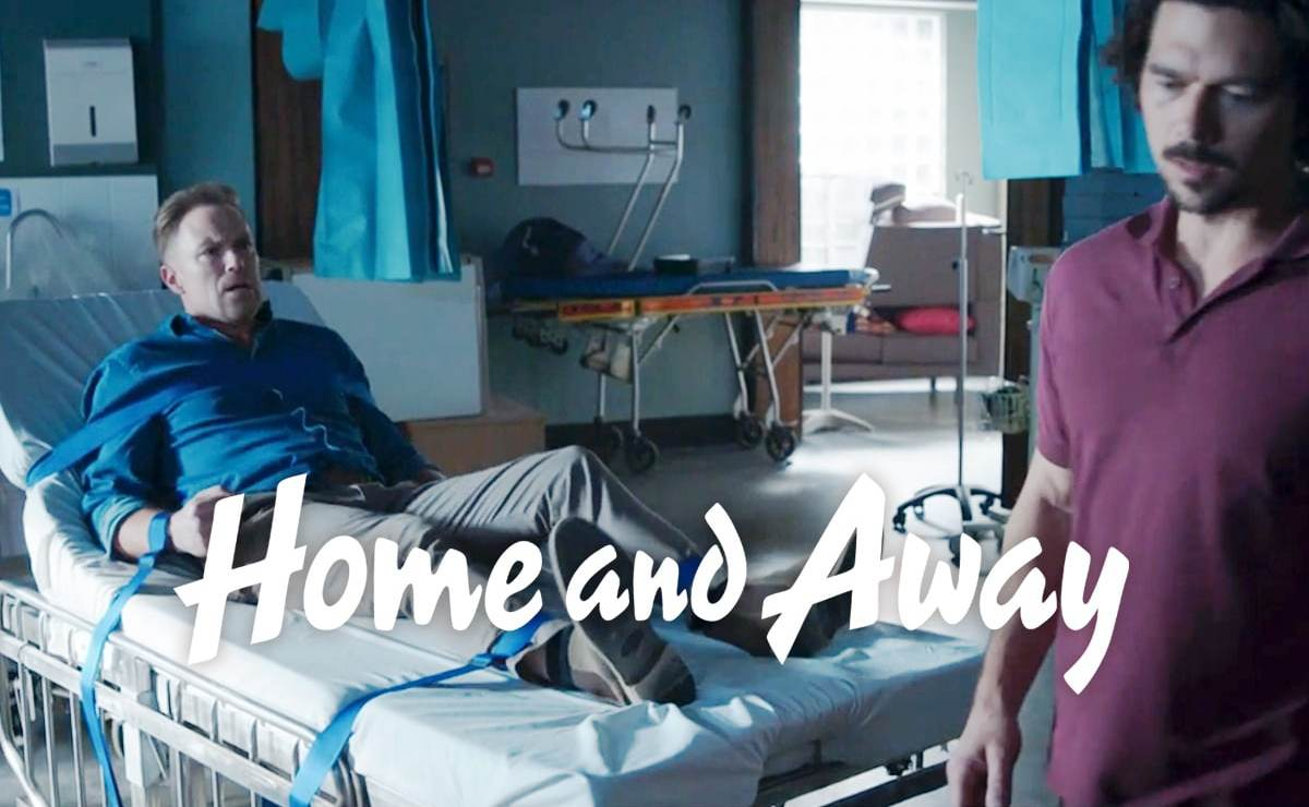 Lewis gets his final revenge in new Home and Away promo