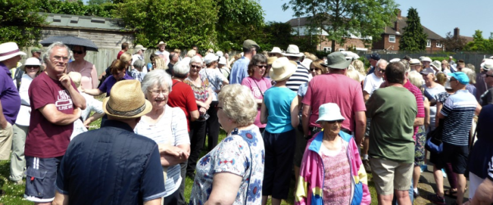 Abbots Langley – Great War Walk – to be repeated