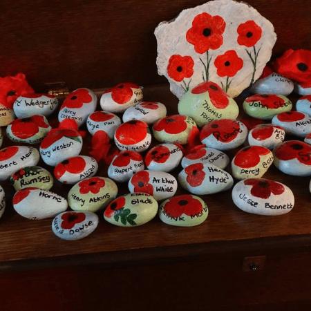 Bedmond Remembrance Stones